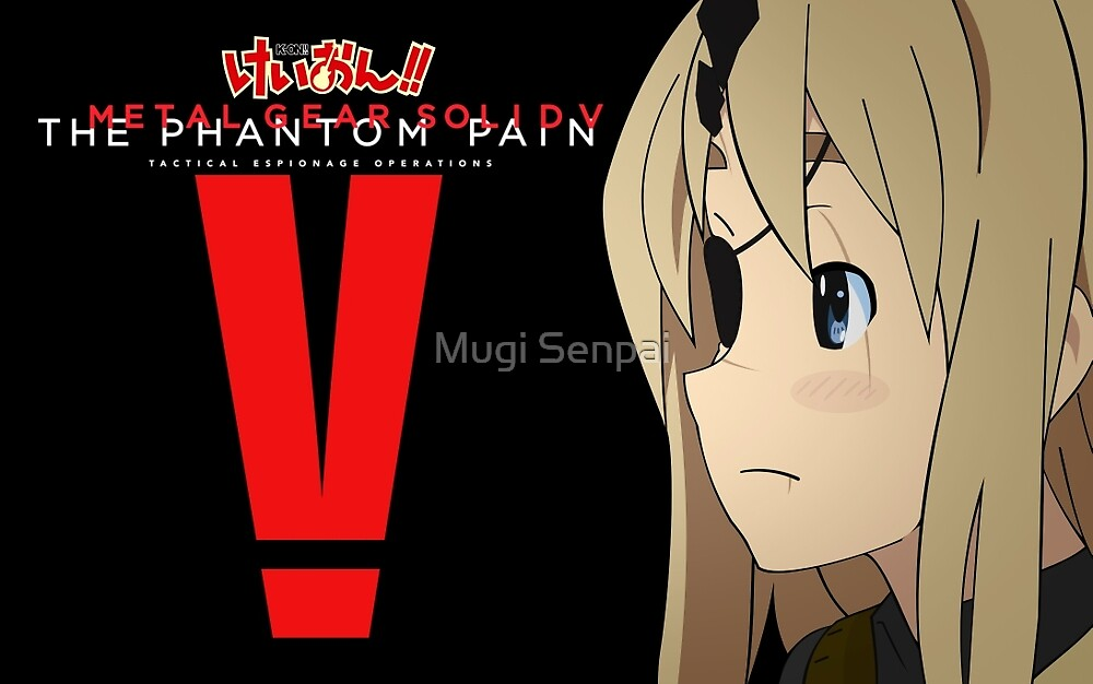 Mugi The Pantom Pain by Mugi Senpai