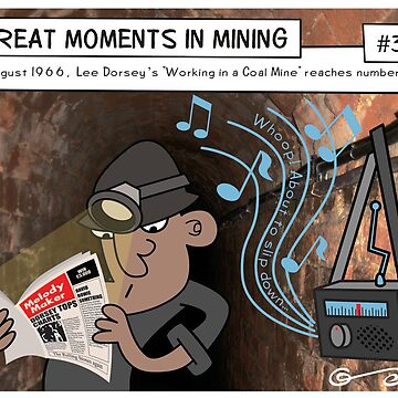 Great Moments in Mining #33 by leighcanny