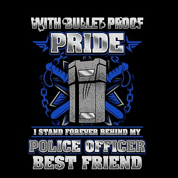 Police Officer Best Friend Support by RiffXS