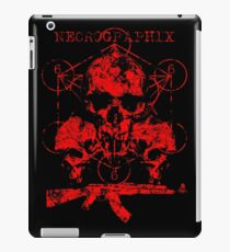 Skulls & Guns iPad Case/Skin