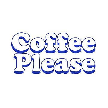 ¡café por favor! de lolosenese