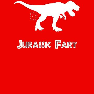 Jurassic Fart by thehistoryboys