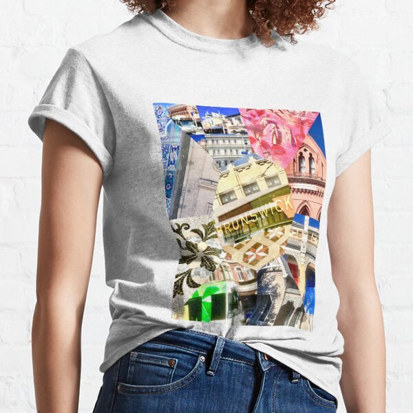 Brunny Montage Classic T-Shirt