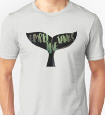 Empty the Tanks - A Pledge for Orcas Unisex T-Shirt