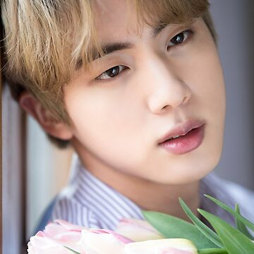 Seok Jin - Retrato BTS 2019 de KpopTokens