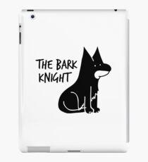 The Bark Knight iPad Case/Skin
