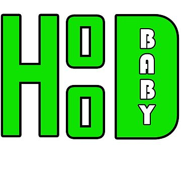 Slime Green Hood Baby by FabloFreshcoBar