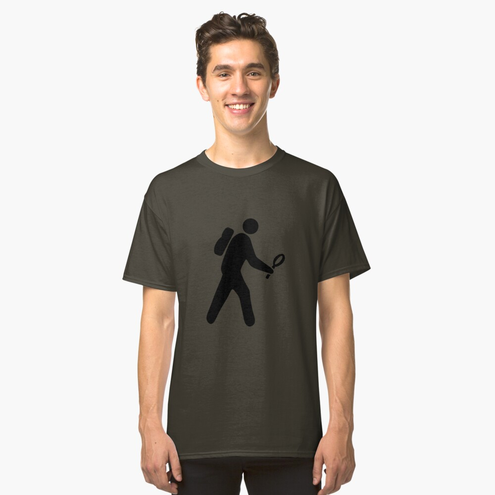 Lookie-Loo the Micro-Hiker Classic T-Shirt