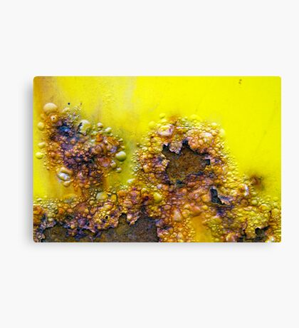 They Call Me Mellow Yellow Canvas Print