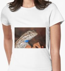 Fence Lizard Women's Fitted T-Shirt