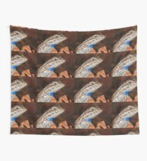 Fence Lizard Wall Tapestry