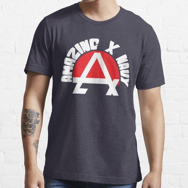 Increíble X Marina Camiseta esencial