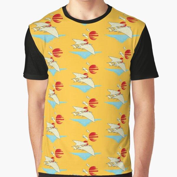 Tropical Raconteur - Outer Rim Sands Edition Graphic T-Shirt