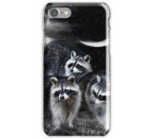 Night Bandits iPhone Case/Skin
