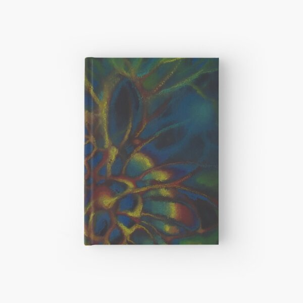 The Peacock Tree (Spring) Hardcover Journal