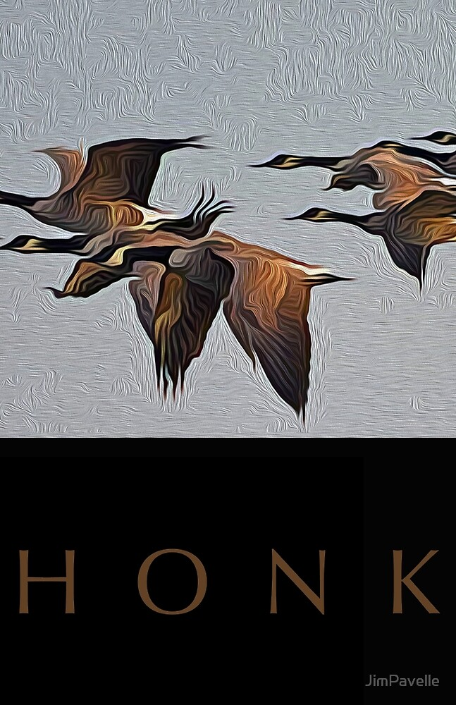 Honk by JimPavelle