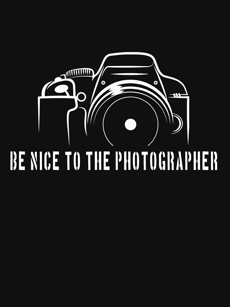 Be nice to the photographer by designhp