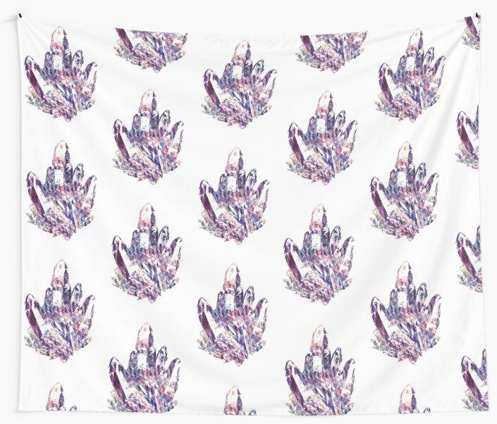 Warm Pencil Scratch Crystal by ProjectMayhem