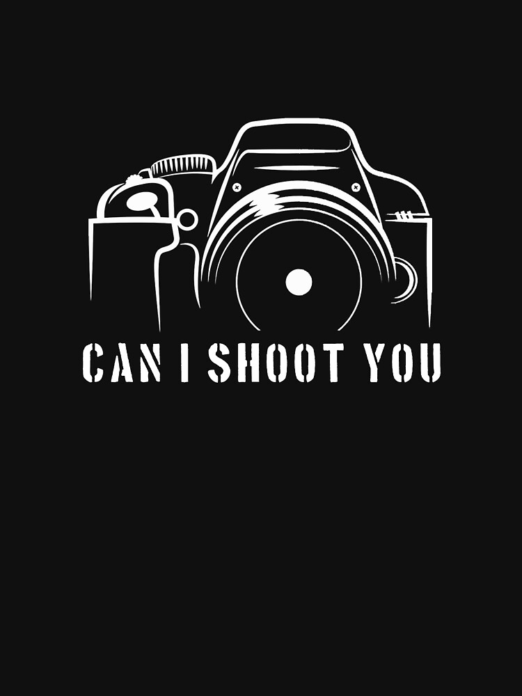Photographer - Can I shoot you by designhp