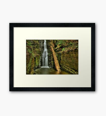 Beautifully Confined Framed Print