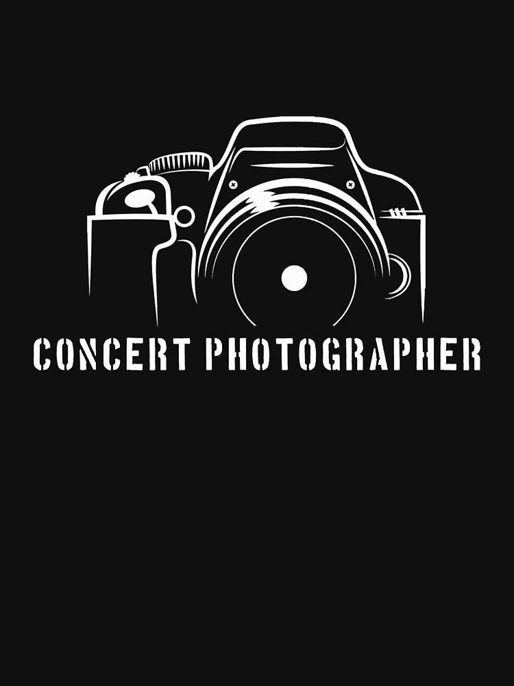 Photographer - Concert photographer by designhp