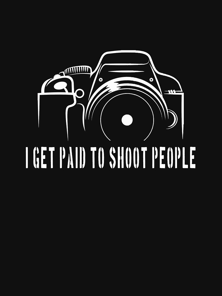 Photographer - I get paid to shoot people by designhp