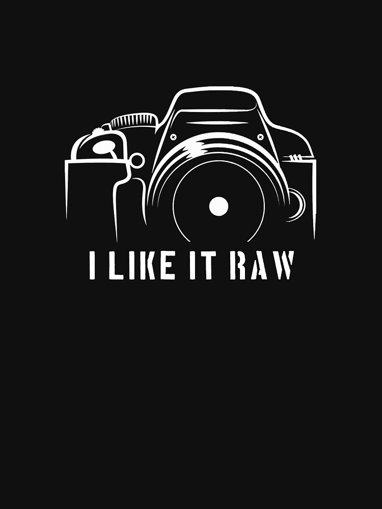 Photographer - I like it RAW by designhp