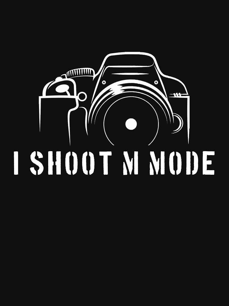Photographer - I shoot M mode by designhp