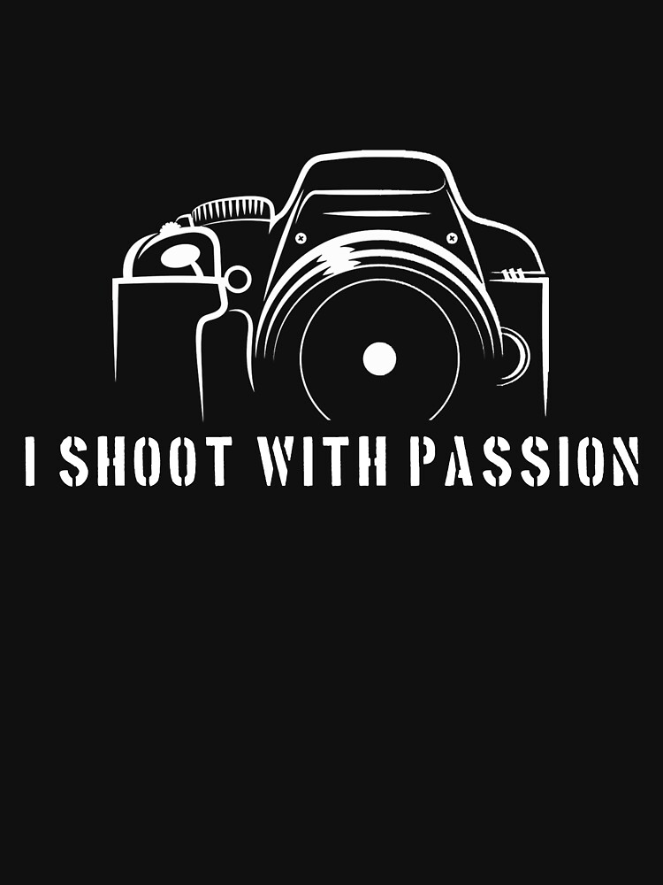 Photographer - I shoot with passion by designhp