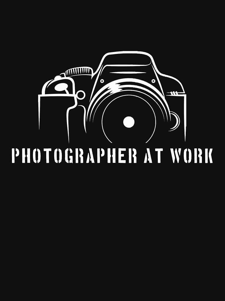 Photographer - Photographer at work by designhp