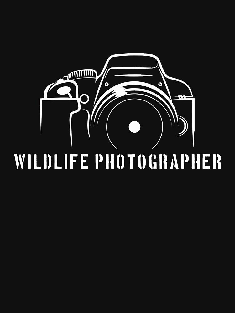 Photographer - Wildlife photographer by designhp
