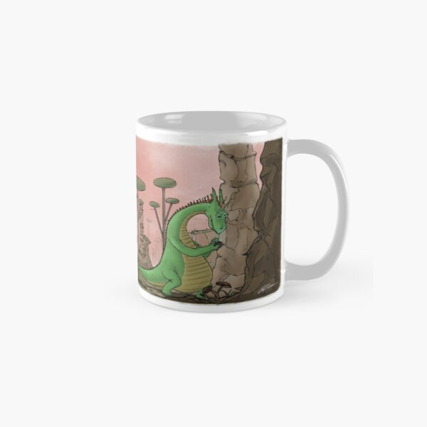 Seriously?...Dragon Classic Mug