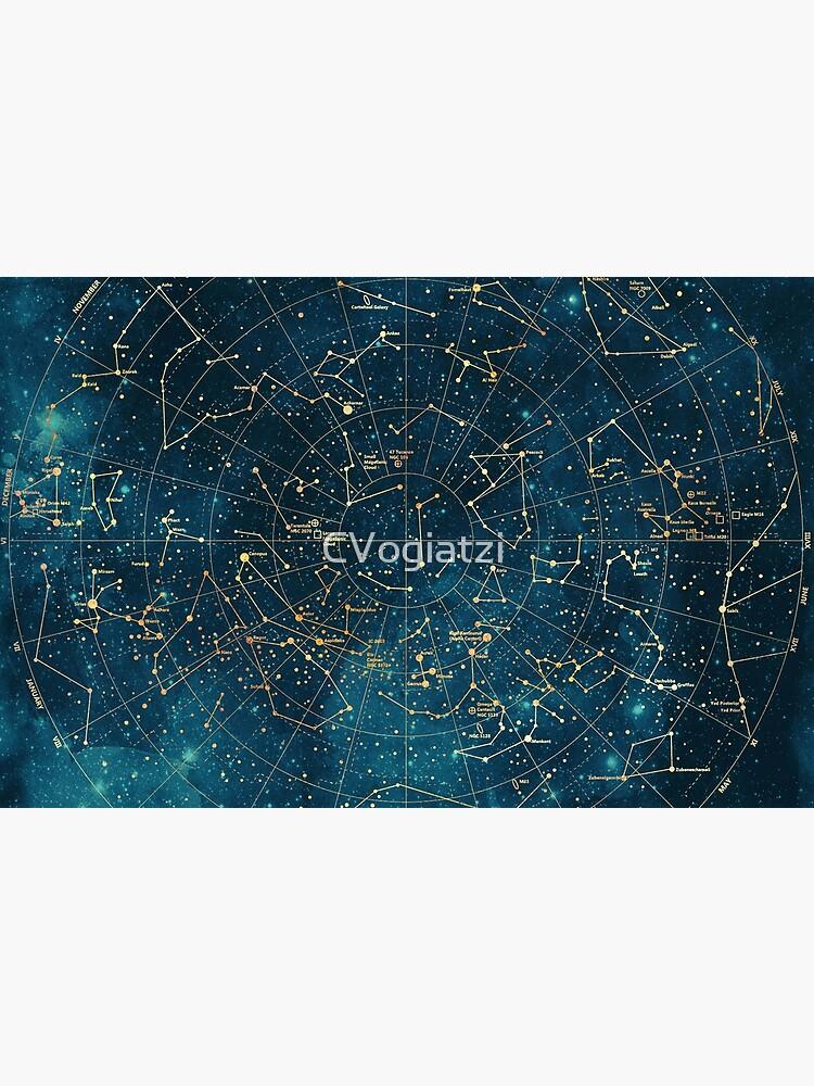 Under Constellations by CVogiatzi
