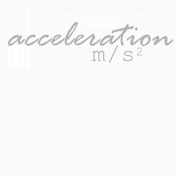 I AM Acceleration by JMLcrazy