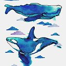 whalles by franciscomff