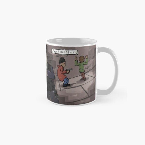 Seriously?...Police Classic Mug