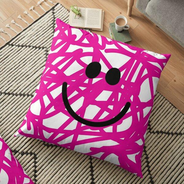 Mr Messington Floor Pillow