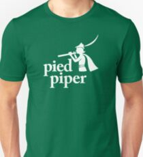 Pied Piper (Version 2) Slim Fit T-Shirt