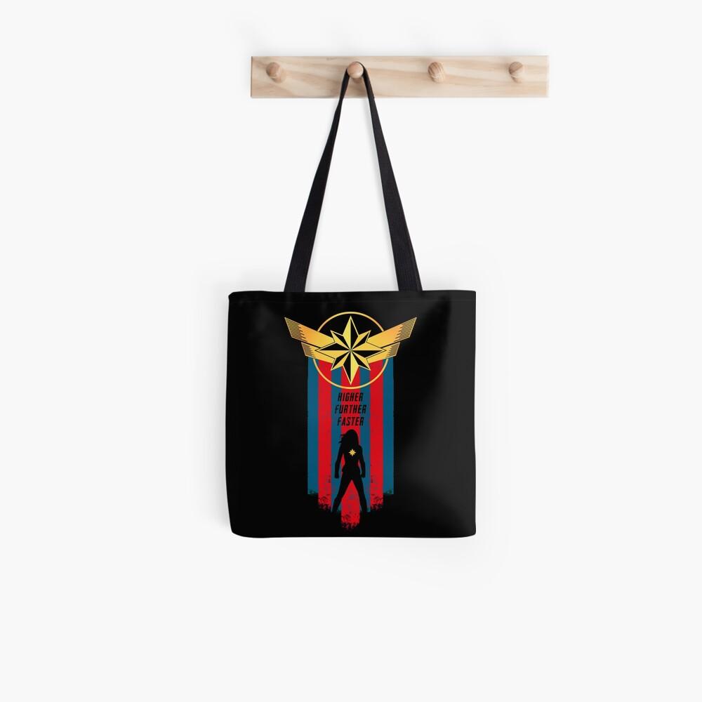 A Real Heroine v2 Tote Bag