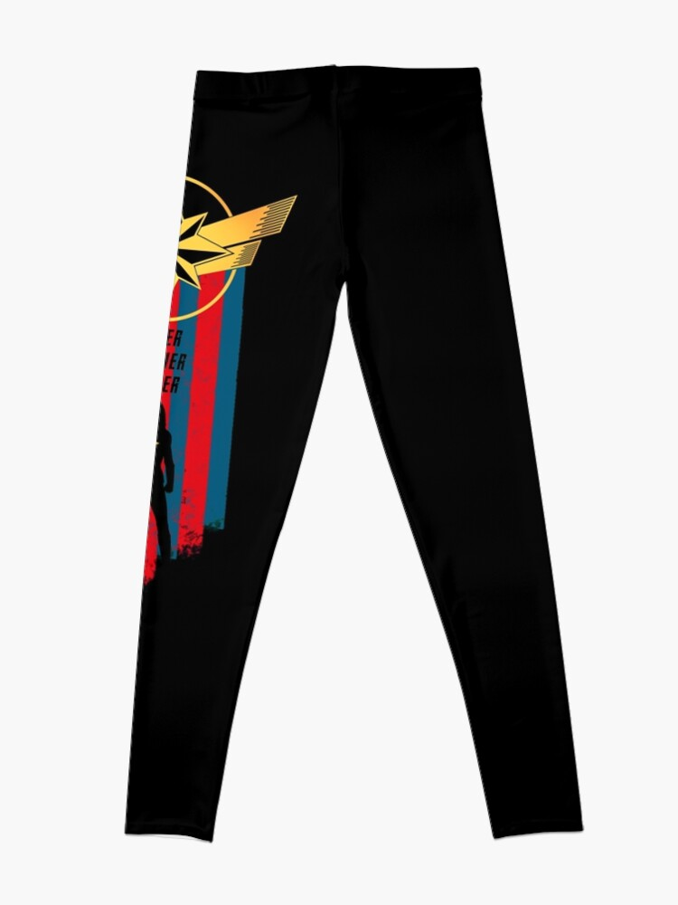 Alternate view of A Real Heroine v2 Leggings