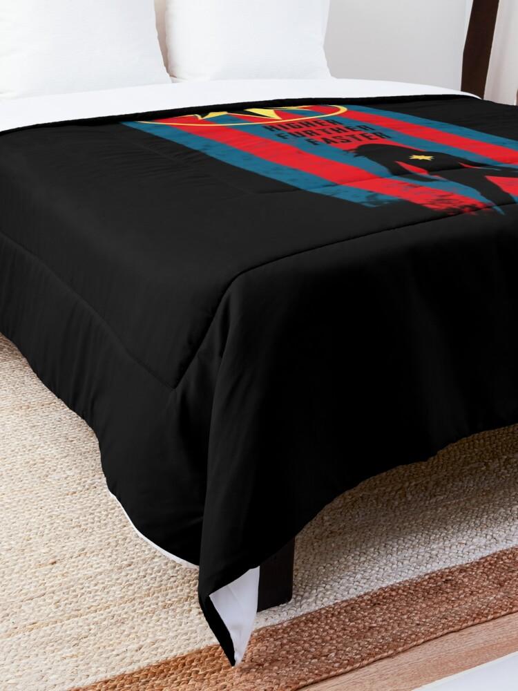 Alternate view of A Real Heroine v2 Comforter