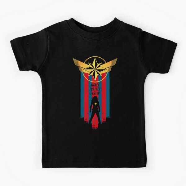 A Real Heroine v2 Kids T-Shirt