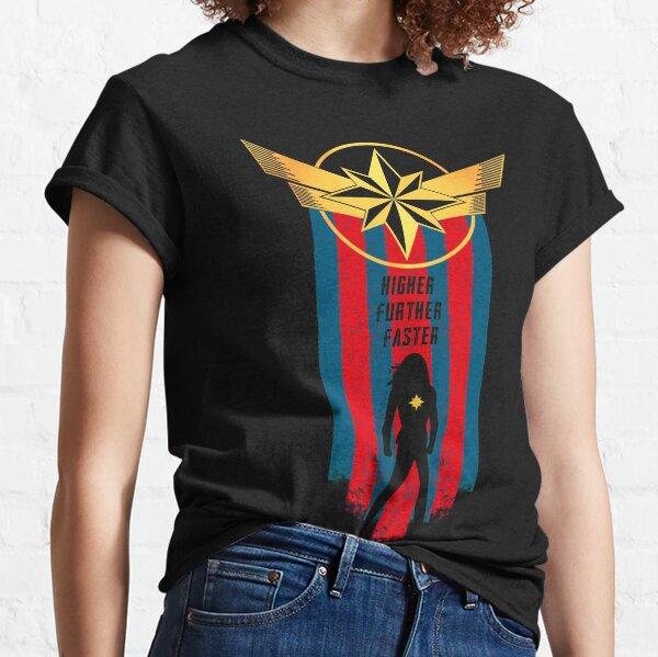 A Real Heroine v2 Classic T-Shirt