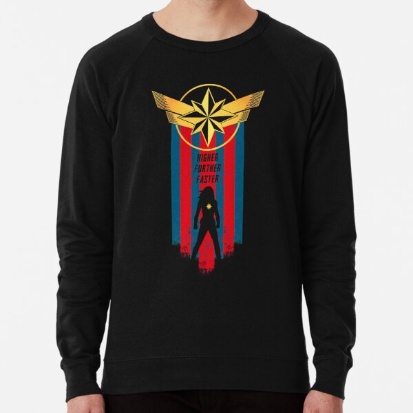 A Real Heroine v2 Lightweight Sweatshirt