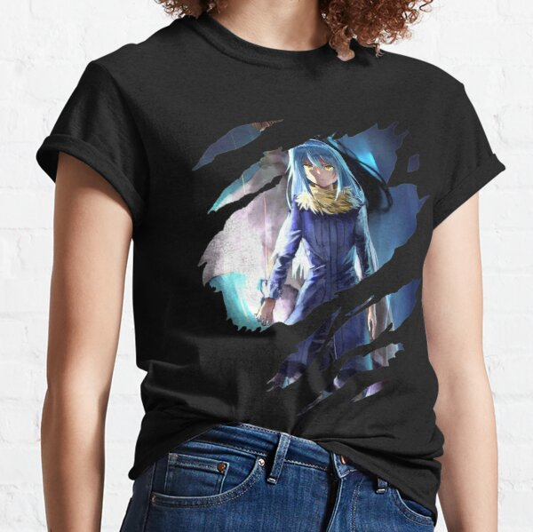 Anime Rimuru Tempest Classic T-Shirt