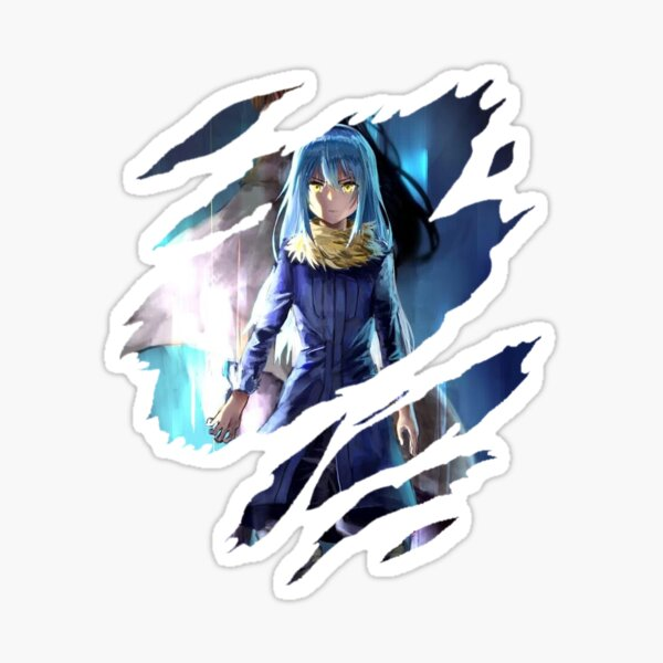 Anime Rimuru Tempest Sticker