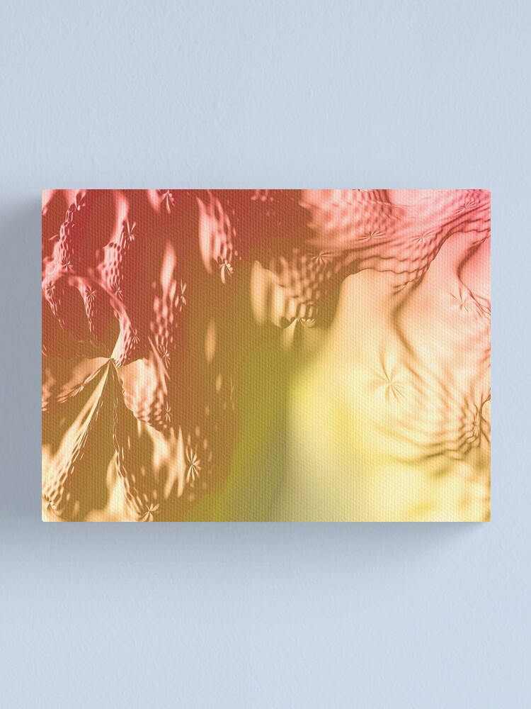 Alternate view of Shell-like Canvas Print