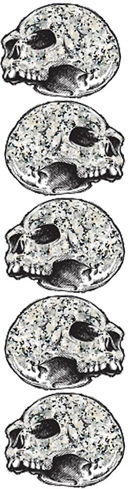 Granite Skull Stack by ProjectMayhem