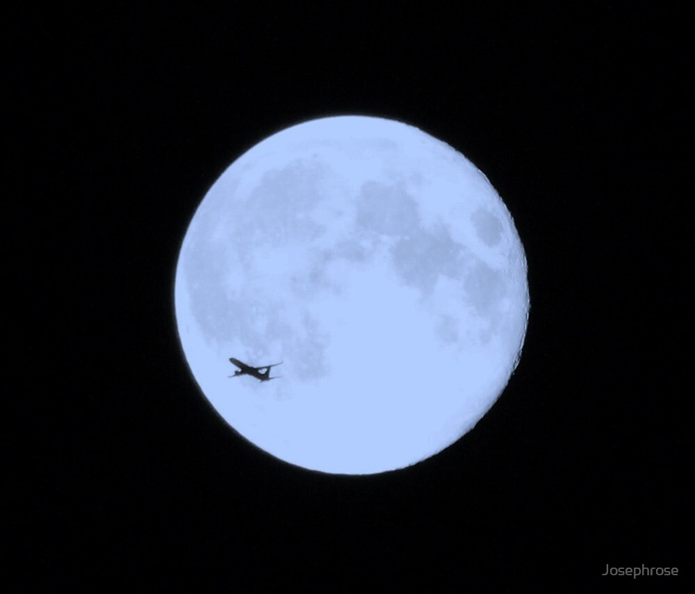 Moon Landing by Josephrose