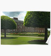 Wimpole Hall Poster